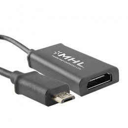 Adapter MHL | micro USB 5pin | HDMI | 0.17m