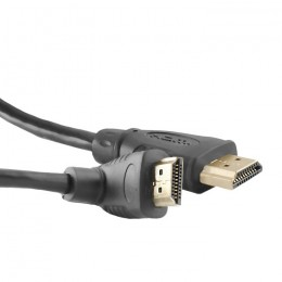 Kabel HDMI High Speed With Eth. A męski | A męski (90st.) | 1.3m