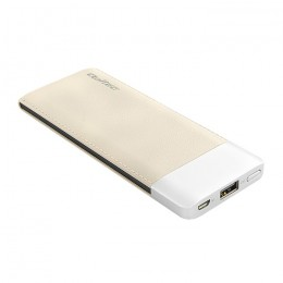 Power Bank Slim 6000 | Li-polimerowa | szampański