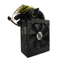 Zasilacz ATX 1600W | 80 Plus Gold | Gaming Miner