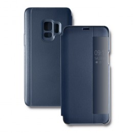 Etui Smart Flip Cover do Samsung S9 | Granatowe
