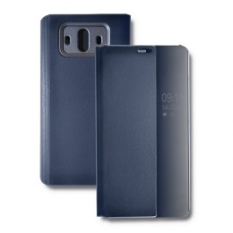 Etui Smart Flip Cover do Huawei Mate 10 | Granatowe