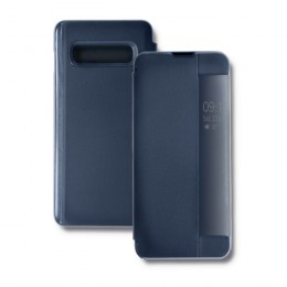 Etui Smart Flip Cover do Samsung S10 Lite | Granatowe