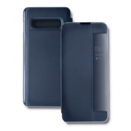 Etui Smart Flip Cover do Samsung S10+ | Granatowe
