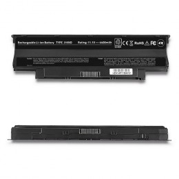 Bateria do Dell Inspiron 13R | 4400mAh | 10.8-11.1V